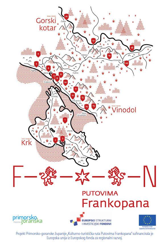 Frankopan monografija